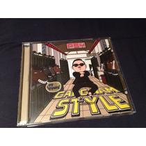 Psy- Gangnam Style Cd Single Importado Nuevo