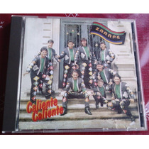 Banda Zarape Caliente Caliente Cd Mexicano 1a Ed 1996 Maa