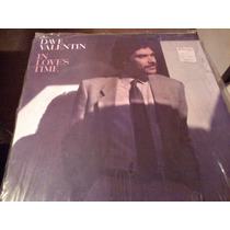 Disco De Acetato De Dave Valentin, In Love´s Time