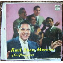 Bolero, Raúl Shaw Moreno, Y Los Peregrinos, Lp 12´,