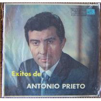 Bolero, Antonio Prieto, Buenos Dias Tristeza, Lp 12´,