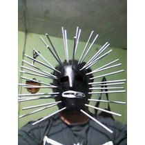 Máscara Craig Jones Slipknot. Música. Rock