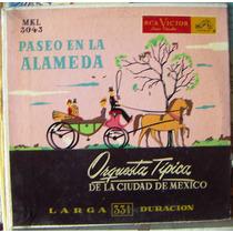 Bolero, Orquesta Tipica De La Ciudad De México, Lp 10´,