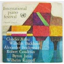 International Piano Festival 2 Discos Lp Vinil