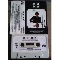 Jose Jose Romantico Cassette Ed 1981 En Exc Condiciones