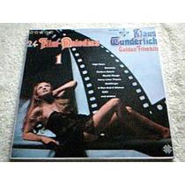 Disco Lp Klaus Wunderlich - Golden Film Hits - 24 Film Melod