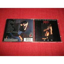 Juan Luis Guerra - Areito Cd Nac Ed 1992 Mdisk