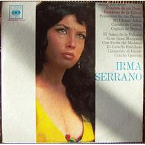 Bolero, Irma Serrano, La Tigresa, Lp12´,
