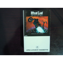 Meat Loaf Casette Bat Out Of Hell Importado