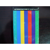 Pet Shop Boys Casette Introspective Importado