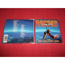 Danger Zone - Pepsi At The Max Elastica Weezer Cd Nac Mdisk