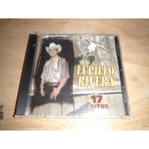 Lupillo Rivera 17 Exitos Cd Importado Nuevo, Jenni Rivera