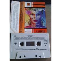 Luis Cobos Sol Y Sombra Cassette Rarisimo 1983 Bvf
