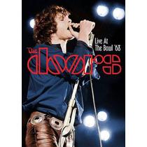 The Doors Live At The Bowl 68 Dvd Nuevo Cerrado Importado Us