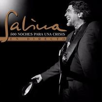 Joaquin Sabina / 500 Noches Para Una Crisis / 2 Cds + Dvd