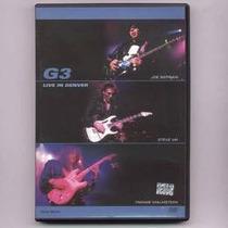 G3 G3 Live In Denver Dvd Nuevo
