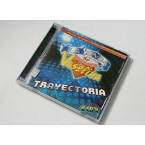 La Onda Vaselina - La Trayectoria (cd+dvd) Raro Pop Ov7 Dmm