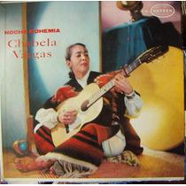 Bolero, Chavela Vargas, Noche Bohemia, Lp 12´,