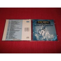 Violines Villafontana Mexican Symphony Cd Imp Ed 1988 Mdisk