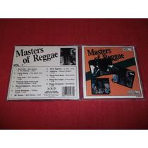 Masters Of Reggae - Vol.1 Bob Marley Ricky Grant Cd Mdisk