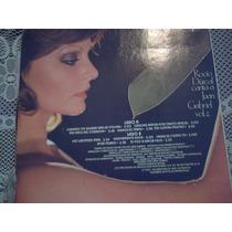 Remate Lp Rocio Durcal Canta A Juan Gabriel Volumen 2 Au1