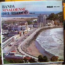 Bolero, Banda Sinaloense , El Recodo, Vol.2, Lp 12´,