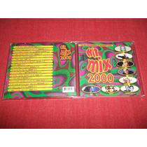 Hit Mix 2000 - Cd Emmanuel Kabah Tarkan Moenia Paulina Mdisk