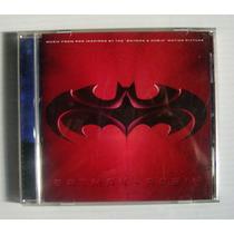 Smashing Pumpkins,cafe Tacuba Batman Y Robin Cd Soundtrack
