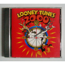 Looney Tunes Fiesta 2000 Cd Edicion Original Mexicana 1999