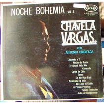 Bolero, Chavela Vargas, Noche Bohemia, Vol.2, Lp 12´,