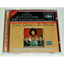 2 Cd Eydie Gorme Y Los Panchos Coleccion 60 Aniversario Cbs