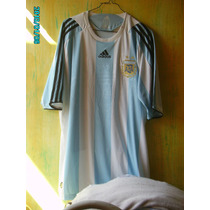 Seleccion Argentina Jersey Autentico No Pirata