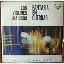 Bolero, Varios, Fantasia En Cuerdas, Violines Magicos, Lp12´