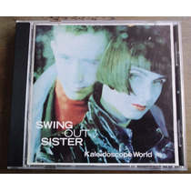 Swing Out Sister Kaleidoscope World Cd Hecho En Usa 1a Ed 89