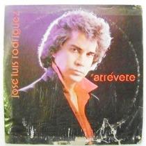 Jose Luis Rodriguez / Atrévete 1 Disco Lp Vinil
