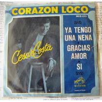 Rock Mex, Cesar Costa, Corazon Loco, Ep 7´, Mmu