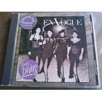 En Vogue Funky Divas Cd Raro Hecho En Usa 1a Ed 1992. Mmu