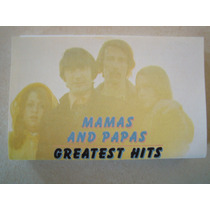 Mamas And Papas Casette Gratest Hits Seminuevo