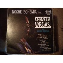 Disco Acetato De Chavela Vargas Noche Bohemia Vol.2