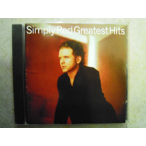 Simply Red Cd Greatest Hits Seminuevo Import De Brazil