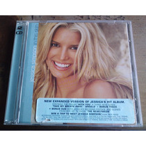 Jessica Simpson In This Skin Cd Y Dvd Raros Made In Usa 2004