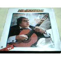 Disco Lp Marco Antonio Vazquez - El Romantico De Siempre -