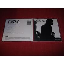 Geils - Monkey Island Cd Imp Ed 1990 Mdisk