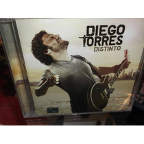 Diego Torres Distinto Cd Sellado