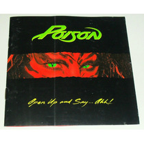 Cd Poison / Open Up And Say Ahh
