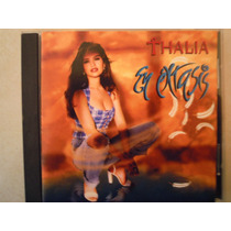 Thalia Cd En Extasis Made Brazil Incluye 3 Mix Extras