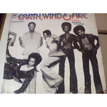 Disco De Acetato De Earth,wind And Fire, Asi Es El Mundo