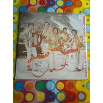 La Charanga Colombiana Lp Alegria, Música 1982 Sellado