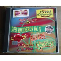Super Sonideros Vol 4 Cd 1999 Efren David,cañaveral Bvf