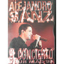 Alejandro Sanz - En Concierto Tour Mas 98 Dvd